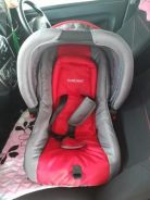 Car seat baby sweet heart
