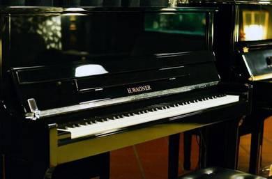 Wagner se120bk piano - new 10 yr's warranty