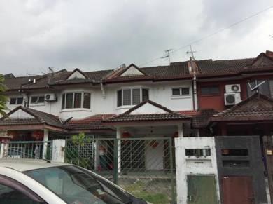 BEST UNIT 2 Storey Terrace House Taman Setapak Indah