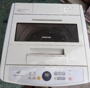 Samsung washing machine 7kg auto