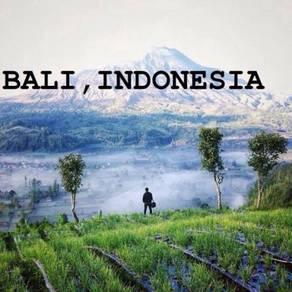 BIG SALE ALL MUST GO 4D 3N AYUH! AYUH! Bali
