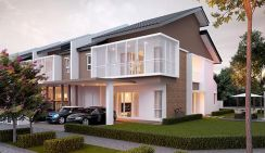 New Luxury Freehold 2-Sty 23x87 [0%D/P] Puchong