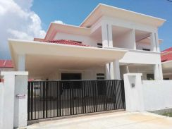 New Double Storey Semi-D For Sell!!