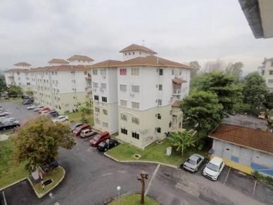 Apartment Taman Sutera Kajang / Full Loan / Negotiable
