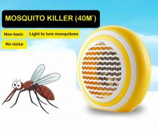 Mosquito killer LED and fan dan kipas