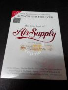 AIR SUPPLY THE VERY BEST OF CD 2VCD Karaoke