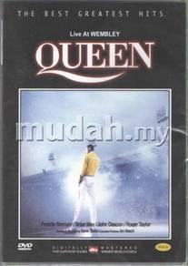 Queen - Live At Wembley - New Live DVD