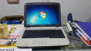 Laptop Acer 4310 Intel Celeron/150Gb/2Gb/Win7