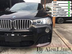 Recon BMW X4 for sale