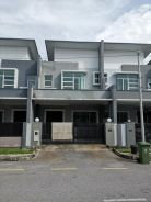 Double Storey Intermediate Terrace at Kung Phin Park for Rent