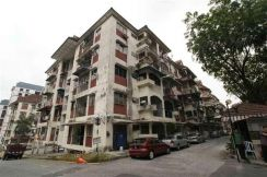 The Riviera Apartment Taman Muda Cheras BELOW MV RENOVATED FULL LOAN