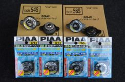 NEW PIAA SSR Radiator Cap Push Big Small JAPAN