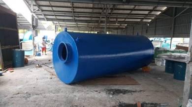 Fibreglass Storage Tank