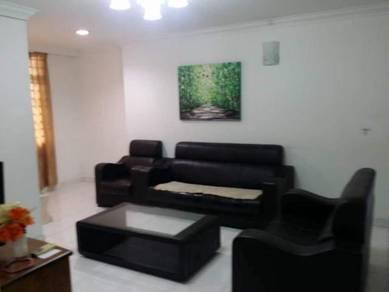 (low deposit) kondominium Datin Halimah (FF) For Sale At Larkin
