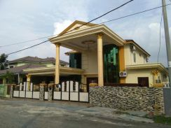 Bungalow Double Storey Fully Furnished