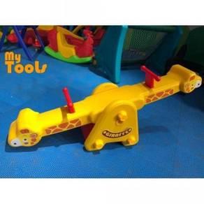 Giraffe seesaw / playground 11