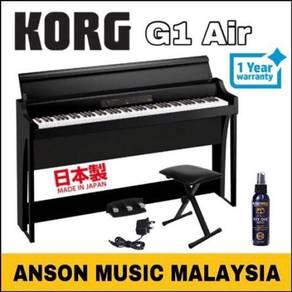 Korg G1 Air Digital Piano, Black