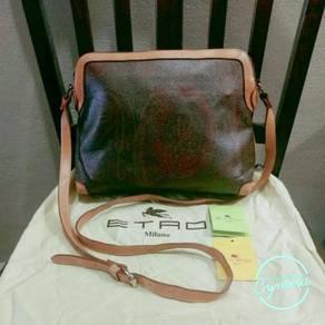 Shoulder Bag Paisley ETRO Milano (Deadstock)