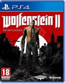 PS4 - Wolfenstein 2