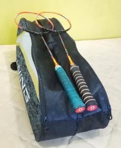 Raket Apacs & Beg Lining