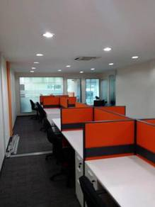 PJ 3 two square office renovated