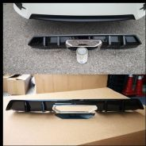 Honda civic FC rear bumper Si Style