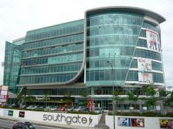 Ground Floor Shop 1200sf SouthGate Cheras Business Center Chan Sow Lin