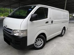 Toyota Hiace 2.5 MT ONE OWNER TIP TOP CONDITION