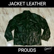 Jacket Leather Prouds