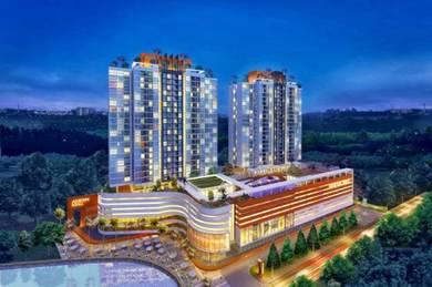 Amerin Residence Seri Kembangan Balakong FREEHOLD 2CP 1260sf