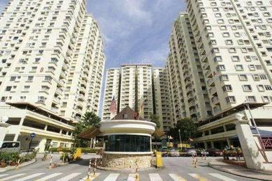PV5 Condo,Taman Melati setapak,FULLY furnished/Near LRT