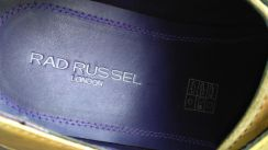 RAD RUSSEL LONDON Leather shoe
