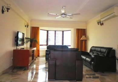 Furnish Near KLCC LRT Big Size Menara Polo Condominium Desa Pandan Kl