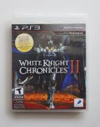 Ps3 White Knight Chronicles II Game