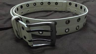 IGNIO JAPAN leather belt