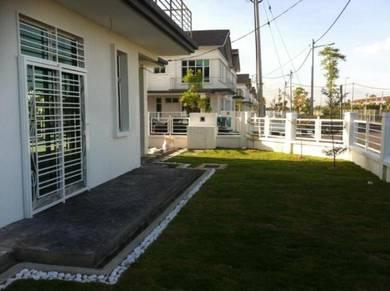 Double Storey Semi D, Corner lot, Bandar Saujana Putra,