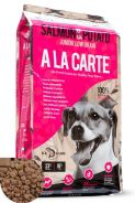 A LA CARTE Salmon and Potato dog food