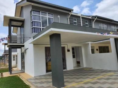 15 Minutes from AEON Indahpura, 2 Storey Terrace Kulai, Johor Bahru