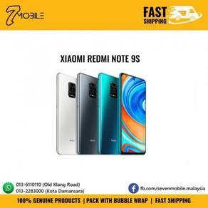 Redmi Note 9S [6GB RAM] [128GB ROM]- MY Set