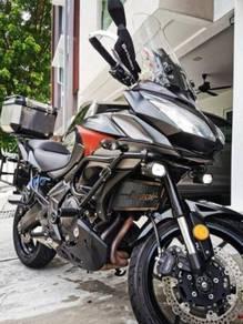 Kawasaki Versys 650 Full Loaded