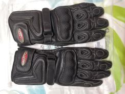 Leather Glove Riding Motorcycle