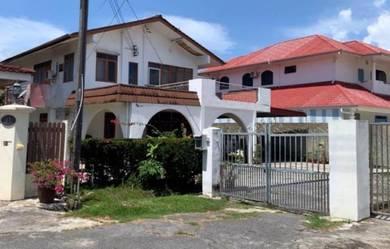 2 Storey Detached House in Jalan Miri-Lutong, Miri, Sarawak