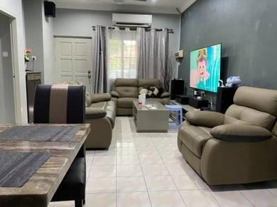 Modern & Warm Single Storey Intermediate | Desa Ilmu,Kota Samarahan