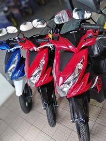 Honda Beat Scooter Ringan Comel Muka Offer