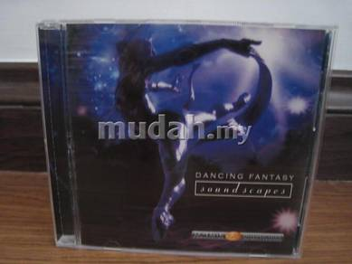 CD Dancing Fantasy - Sound Scapes