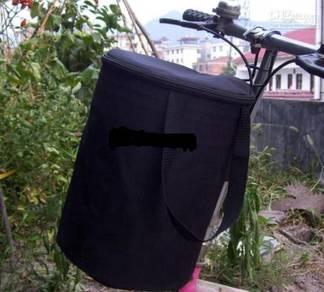 Bicycle Canvas Basket