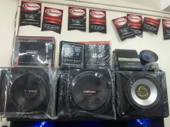 Car Audio System Set