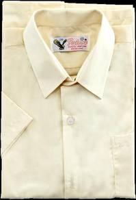 Falcon Baju Kemeja Sekolah Pendek