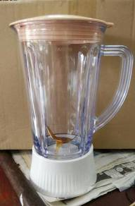 NEW-Panasonic MX900M Blender jar only with cover