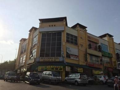 Office Lot Corner at Taman Segar Perdana, Cheras